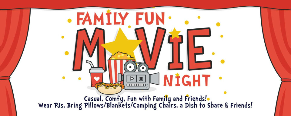 Family Fun Movie  Night