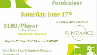 Golf Scramble Fundraiser