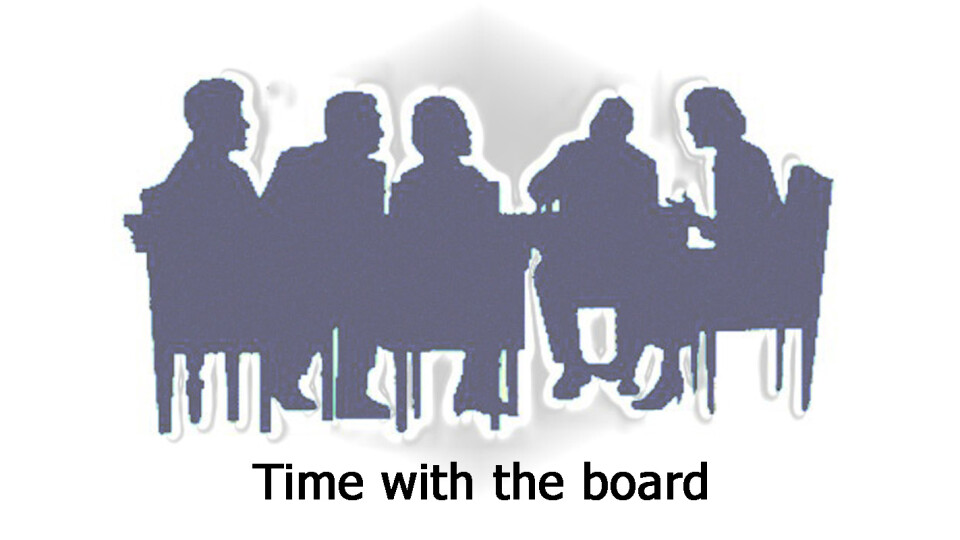 Time with the Cross Winds Board - 5th Sunday