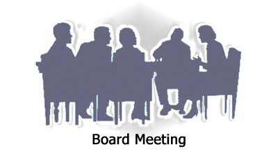 On-Line Board Meeting