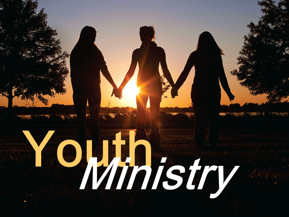 Youth Ministry 6:00-8:00 pm
